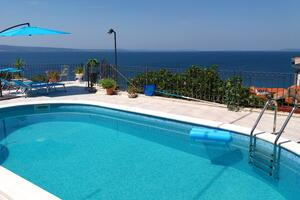 Apartments with a swimming pool Sumpetar, Omiš - 7550