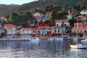 Apartments by the sea Brna (Korčula) - 7553
