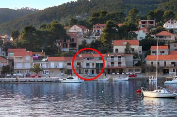Brna, Korčula, Property 7553 - Apartments near sea with sandy beach.