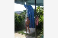 Family friendly apartments with a swimming pool Сегет Враница - Seget Vranjica (Трогир - Trogir) - 7559