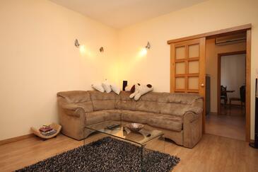 Split, Pokój dzienny w zakwaterowaniu typu apartment, WIFI.