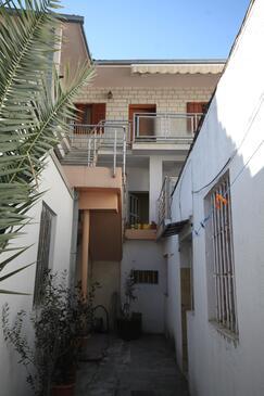 Split, Split, Obiekt 7563 - Apartamenty z piaszczystą plażą.