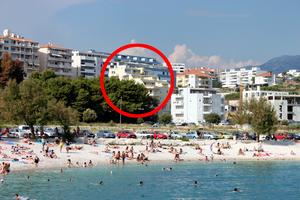 Apartmani uz more Split - 7589