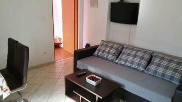 Pula, Гостиная в размещении типа apartment, WiFi.