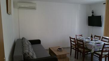 Pula, Гостиная в размещении типа apartment, доступный кондиционер и WiFi.