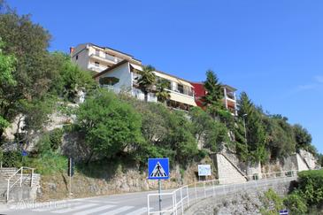Rabac, Labin, Property 7616 - Rooms with pebble beach.