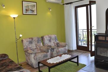 Mošćenice, Nappali szállásegység típusa apartment, légkondicionálás elérhető, háziállat engedélyezve és WiFi .