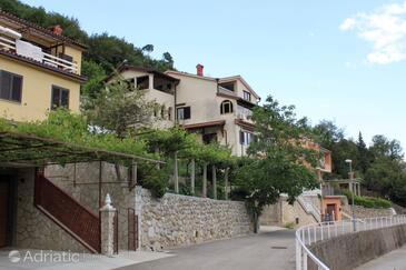 Mošćenička Draga, Opatija, Property 7628 - Apartments and Rooms near sea with pebble beach.