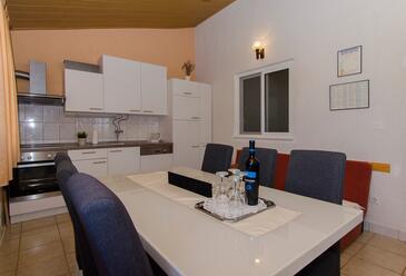 Supetar, Jadalnia w zakwaterowaniu typu apartment, WIFI.