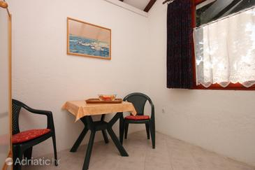 Umag, Dining room in the house, (pet friendly) and WiFi.