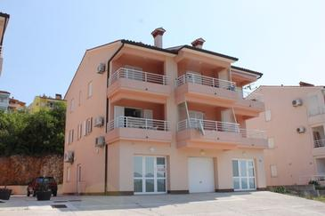 Rabac, Labin, Property 7644 - Apartments with pebble beach.