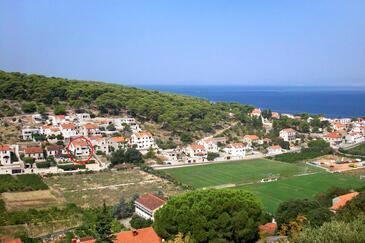 Postira, Brač, Property 765 - Apartments with pebble beach.