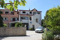 Apartmány s parkovištěm Rovinj - 7656