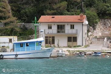 Plomin Luka, Labin, Objekt 7659 - Ubytování v blízkosti moře s oblázkovou pláží.