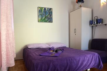Ravni, Obývací pokoj 1 v ubytování typu apartment, WiFi.