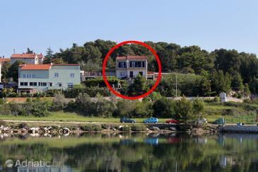 Pula, Pula, Property 7681 - Apartments with pebble beach.