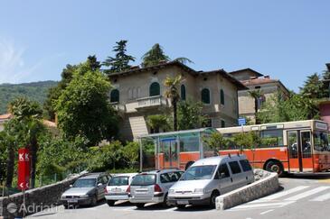 Lovran, Opatija, Property 7693 - Apartments with pebble beach.