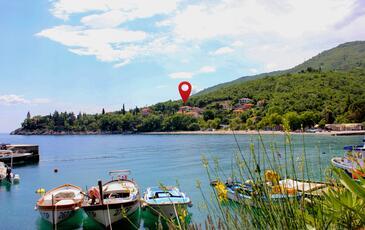 Medveja, Opatija, Propiedad 7720 - Apartamentos y Habitaciones near sea with pebble beach.