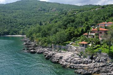 Medveja, Opatija, Objekt 7722 - Ubytování v blízkosti moře.