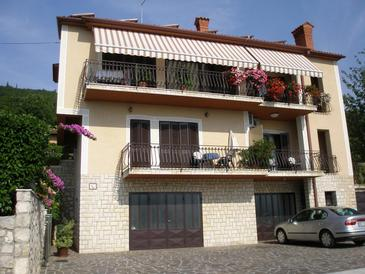 Kraj, Opatija, Объект 7724 - Апартаменты с галечным пляжем.