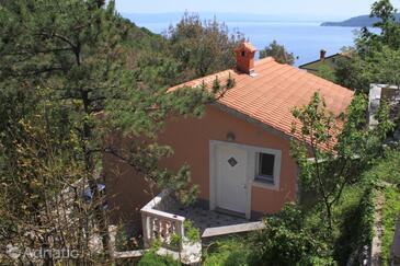 Brseč, Opatija, Property 7727 - Vacation Rentals with pebble beach.