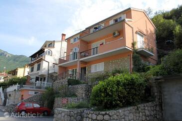 Mošćenička Draga, Opatija, Property 7730 - Apartments near sea with pebble beach.
