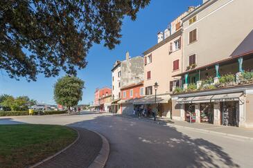 Rovinj, Rovinj, Obiekt 7733 - Apartamenty przy morzu.