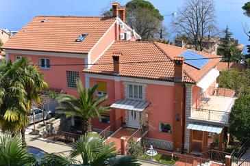 Lovran, Opatija, Property 7737 - Apartments and Rooms with pebble beach.