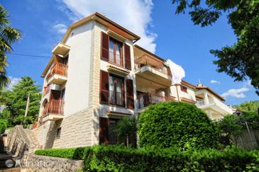 Ičići, Opatija, Property 7745 - Apartments near sea with pebble beach.