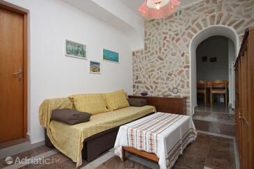 Ičići, Camera di soggiorno nell'alloggi del tipo apartment, WiFi.