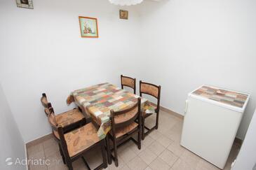 Ičići, Salle à manger dans l'hébergement en type apartment, WiFi.