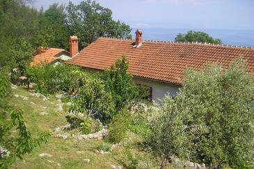 Ičići, Opatija, Объект 7763 - Апартаменты с галечным пляжем.