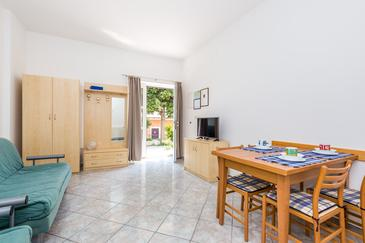 Mošćenička Draga, Гостиная в размещении типа apartment, доступный кондиционер, Домашние животные допускаются и WiFi.