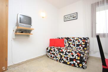 Mošćenička Draga, Living room in the apartment, WiFi.