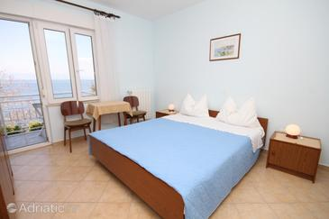 Medveja, Dormitor în unitate de cazare tip room, aer condiționat disponibil şi WiFi.