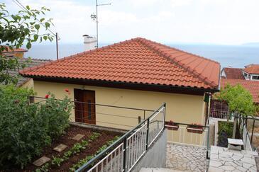 Ičići, Opatija, Objekt 7788 - Ubytovanie s kamienkovou plážou.