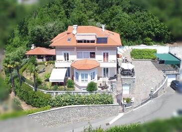 Ičići, Opatija, Объект 7793 - Апартаменты с галечным пляжем.