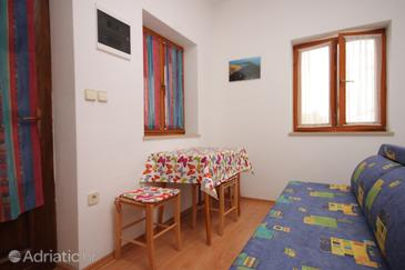 Kraj, Dining room in the studio-apartment, WIFI.