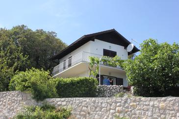 Brseč, Opatija, Property 7795 - Vacation Rentals with pebble beach.