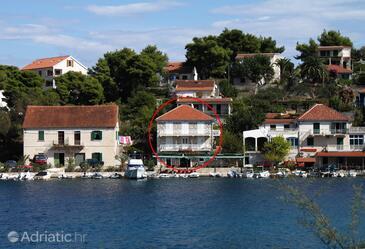 Stomorska, Šolta, Objekt 781 - Ubytování v blízkosti moře s oblázkovou pláží.