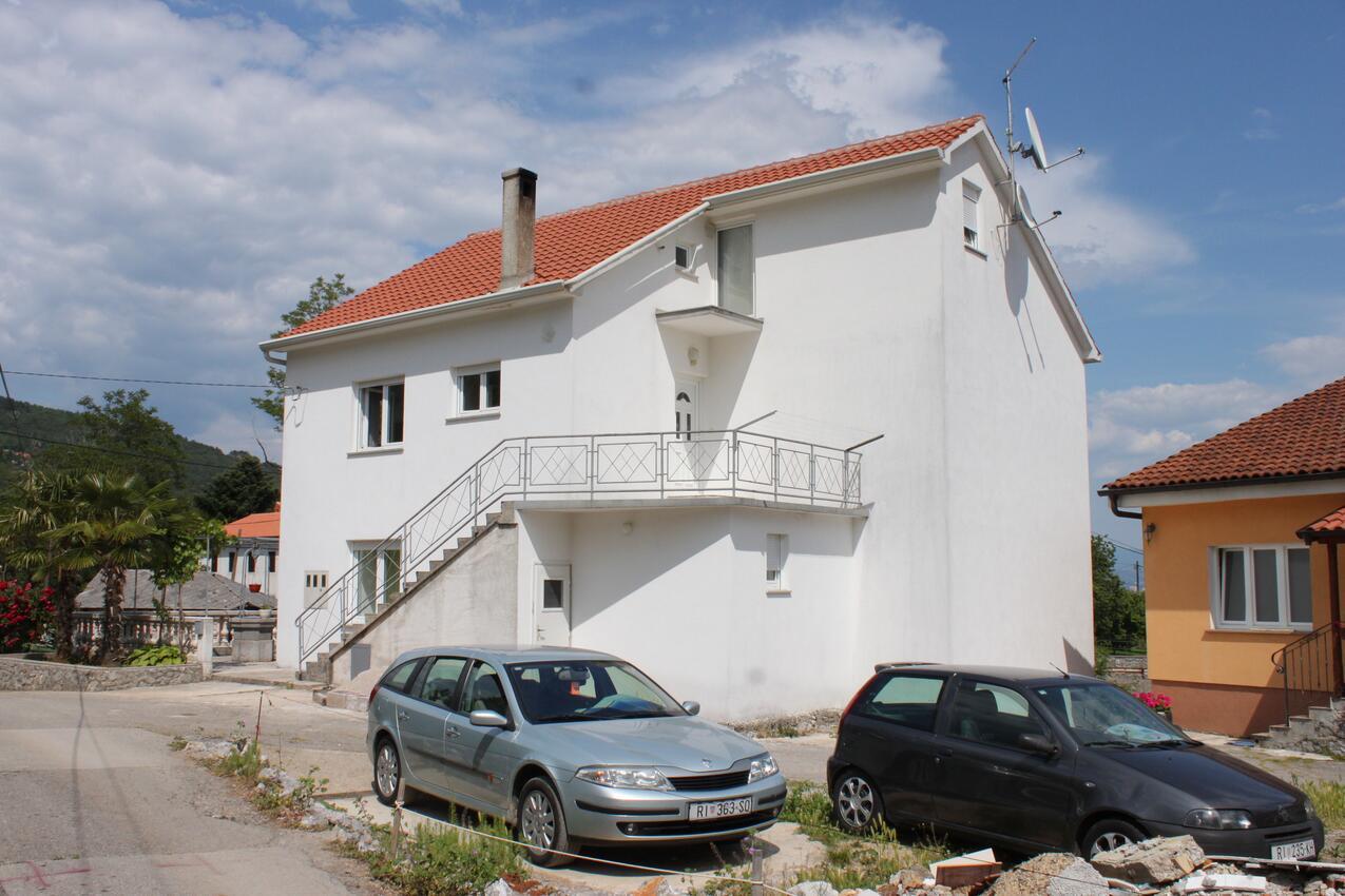 Ferienwohnung im Ort Poljane (Opatija), Kapazität 4+1 (1911175), Poljane, , Kvarner, Kroatien, Bild 24