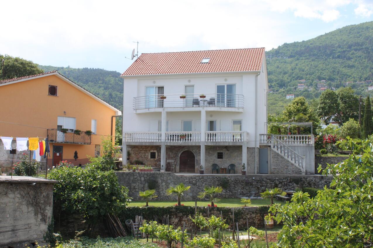 Ferienwohnung im Ort Poljane (Opatija), Kapazität 4+1 (1911175), Poljane, , Kvarner, Kroatien, Bild 25