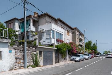 Rijeka, Rijeka, Property 7825 - Apartments with pebble beach.