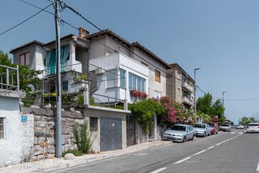 Rijeka, Rijeka, Объект 7825 - Апартаменты с галечным пляжем.