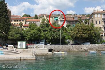 Opatija - Volosko, Opatija, Property 7829 - Apartments by the sea.