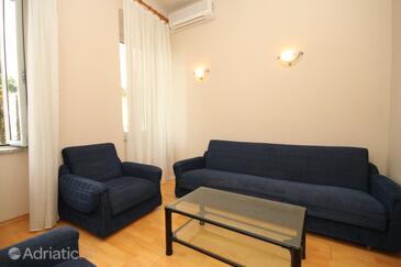 Opatija, Гостиная в размещении типа apartment, доступный кондиционер, Домашние животные допускаются и WiFi.