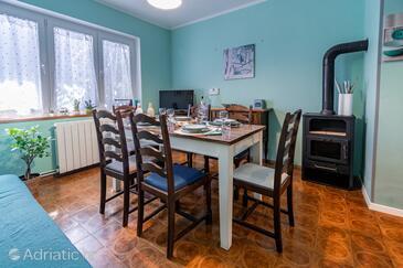Lovran, Столовая в размещении типа apartment, WiFi.