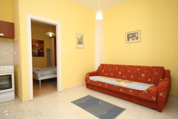 Opatija, Гостиная в размещении типа apartment, Домашние животные допускаются и WiFi.