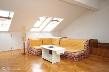 Opatija, Living room in the apartment, WIFI.
