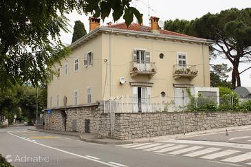 Lovran, Opatija, Property 7855 - Apartments by the sea.